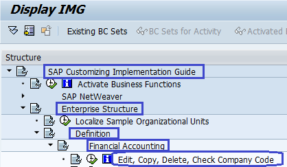 How to Create Company Code in SAP | Define Company Code in FICO