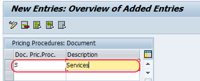 How to Define Document pricing procedure in SAP