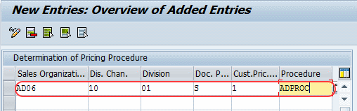 How to Determine Pricing Procedures in SAP