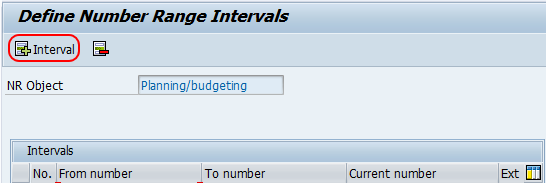 define number range interval