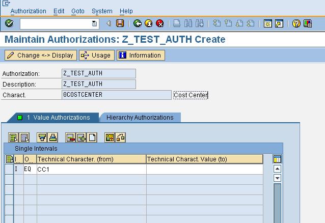 Analysis Authorizations 2